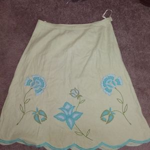 Women's Flare Skirt Requirements 12